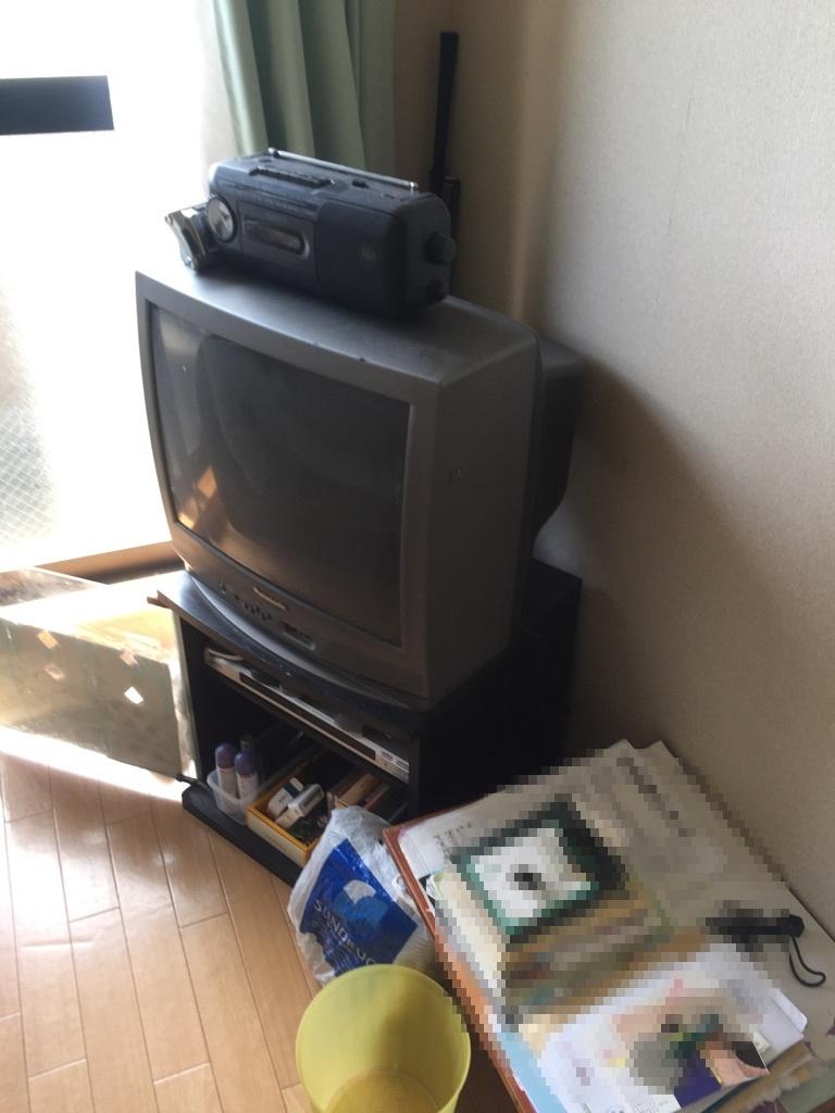 テレビ・テレビ台・DVDプレーヤー他